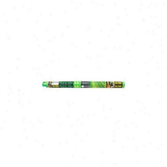Rc Hagdn Pt2161 Exo Terrz Repti-glo 5. 0 Fluorescent Lamp, 20w, 24 Inch