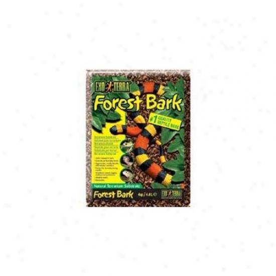 Rc Hagen Pt2750 Exo Terra Reptile Bark, 4 Qt.
