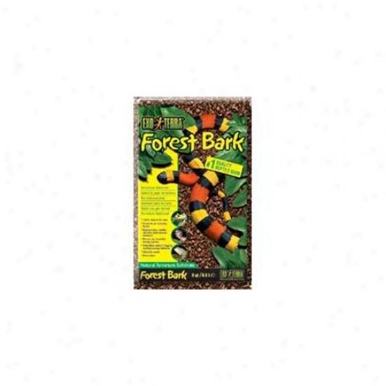 Rc Hagen Pt2752 Exo Terra Reptile Bark, 8 Qt.