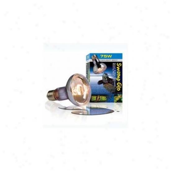 Rc Hagen Pt3781 Exo Terra Sun Glo Basking Spot Bulbs, 75w