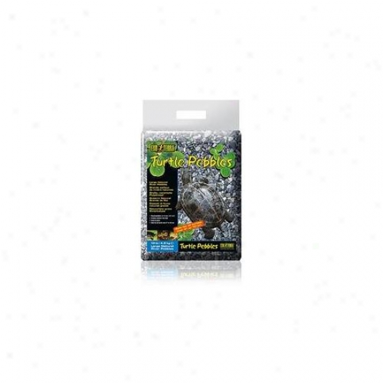 Rc Hagen Pt3830 Exo Terra Turtle Gravel, Small Pdbble 10 Lb