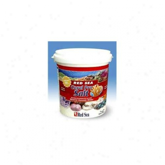 Red Sea Grapple Pharm Ltd.  Are11220 Coral Pro Red Sea Salt 55 Gal Pail