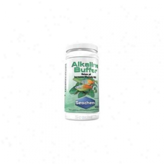 Seachem Laboratories 075193 Alkaline Buffer 300 Gram