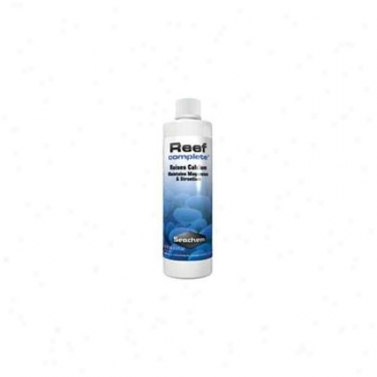 Seachem Laboratories 075208 Reef Complete 250ml