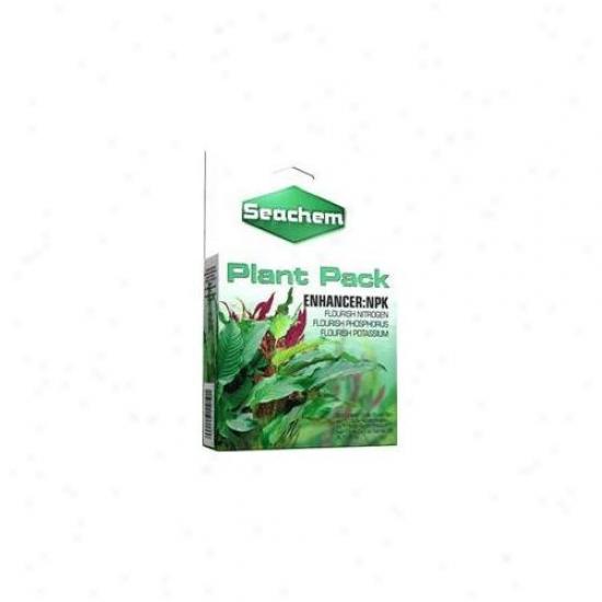 Seachem Laboratories Asm1115 Plant-pack Npk 100ml 3-pack
