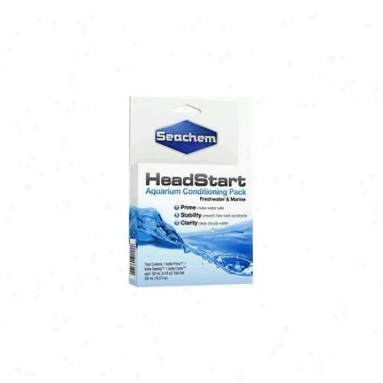Seachem Laboratories Asm1125 Headstart Condiotioner Pack - 100ml