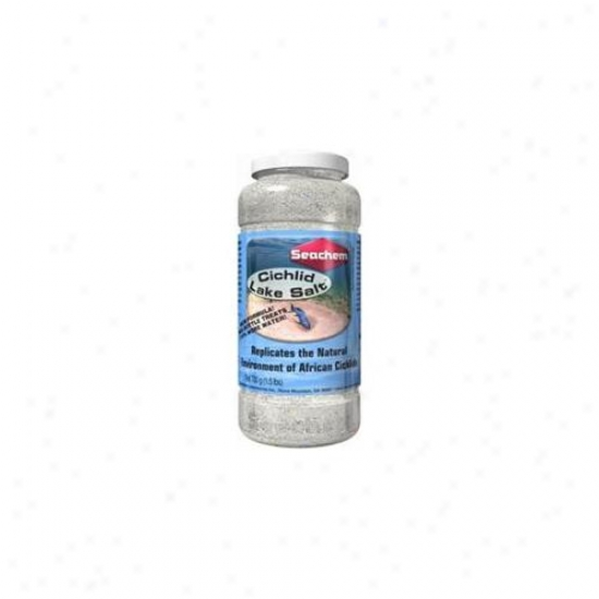 Seachem Laboratorkes Asm277 Cichlid Lake Salt 700g-1. 5