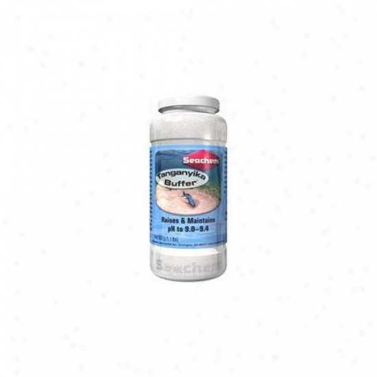 Seachem Laboratories Asm283 Tanganyika Buffer 500 Gram