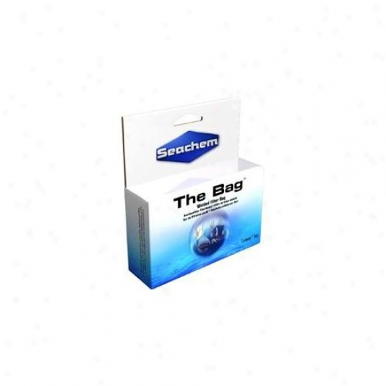 Seachem Laboratories Asm3100 The Bag Filter Media Bag