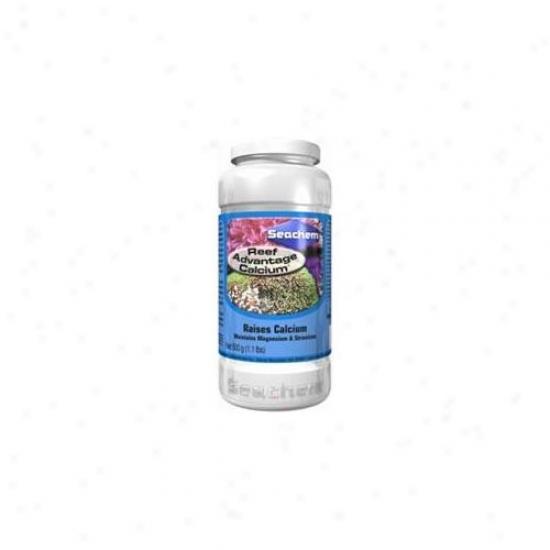 Seachem Laboratories sAm313 Reef Advantage Calcium 500 Gram