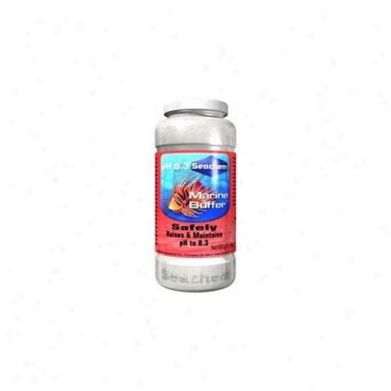 Seachem Laboratories Asm344 Marine Buffer 50 Gram