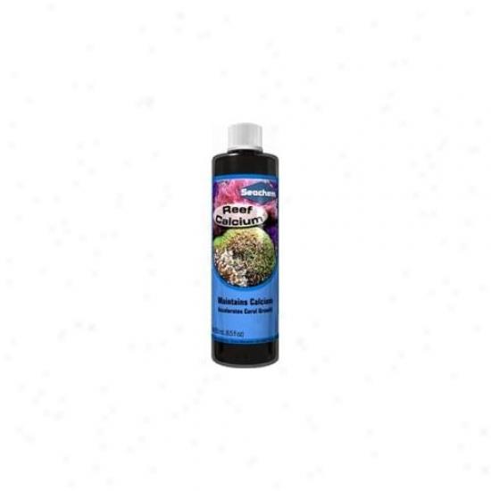 Seachem Laboratories Asm353 Reef Calcium 500ml
