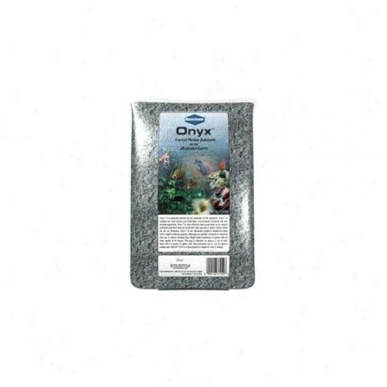 Seachem Laboratories Asm3705 Onyx Ph Stabilizing Planted Freshwater Aquarium Gravel 7kg