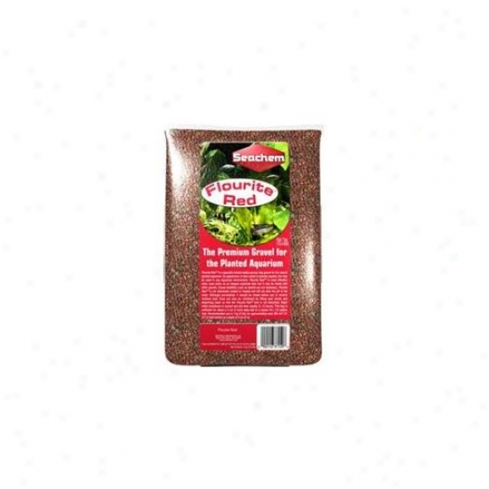 Seachem Laboratories Asm3715 Flourite Red Clay-based Plant Gravel 7kg