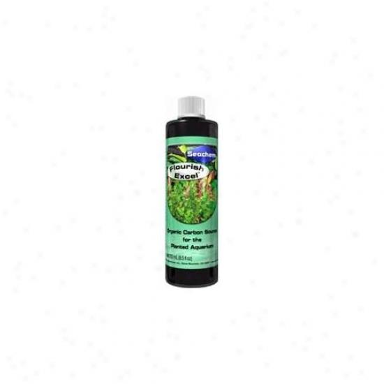 Seachem Laboratories Asm458 Flourish Excel Co2 Plant Supplement 2liter