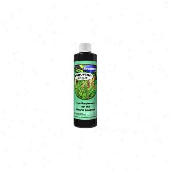 Seachem Laboratories Asm473 Flourish Iron Plant Supplement 500ml