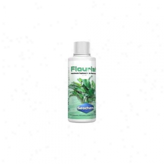 Seachem Laboratories Asm514 Flourish Plant Nutrients- 50ml