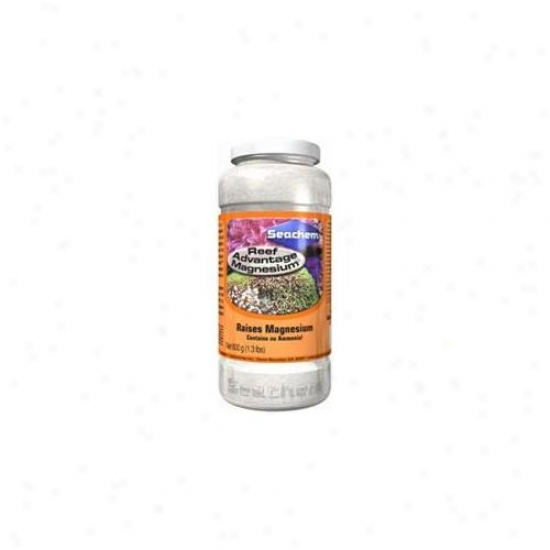 Seachem Laboratories Asm633 Reef Advantage Magnesium 600 Gram