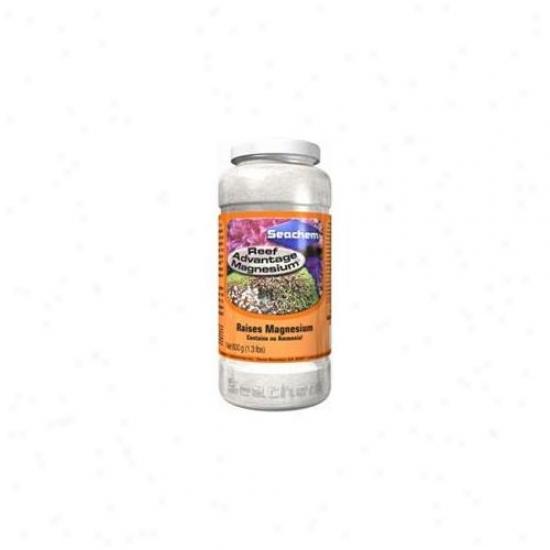 Seachem Laboratiries Asm637 Reef Advantage Magnesium 1kg