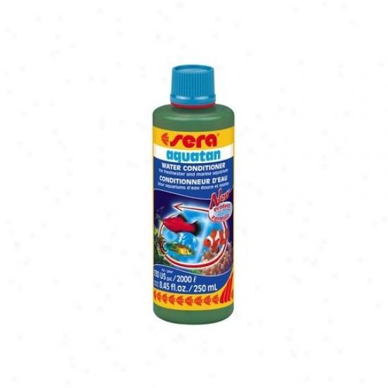 Sera Usa Aqua Tan Water Conditioning And Maintenance