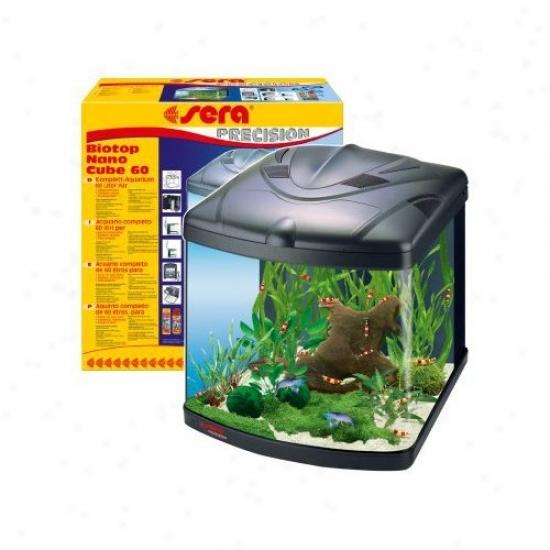Sera Usa Biotop Nano Cube Aquarium - 60l