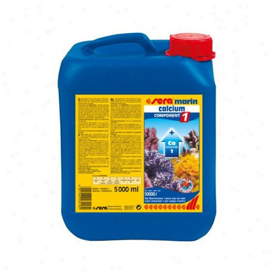 Sera Usa Marin Component 1 Ca  Water Conditioner - 5000ml