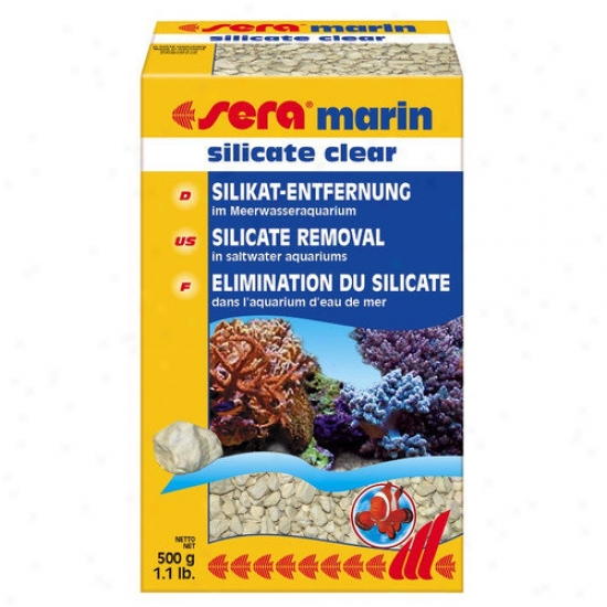 Sera Usa Marine Silicate Clear Aquarium Filter Media