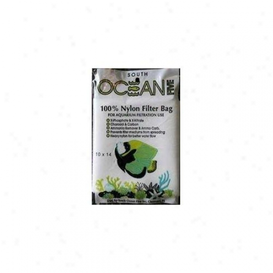 South Ocean Five Inc Aof01014 25. 4 X 35. 6cm Polyester Filter Bag