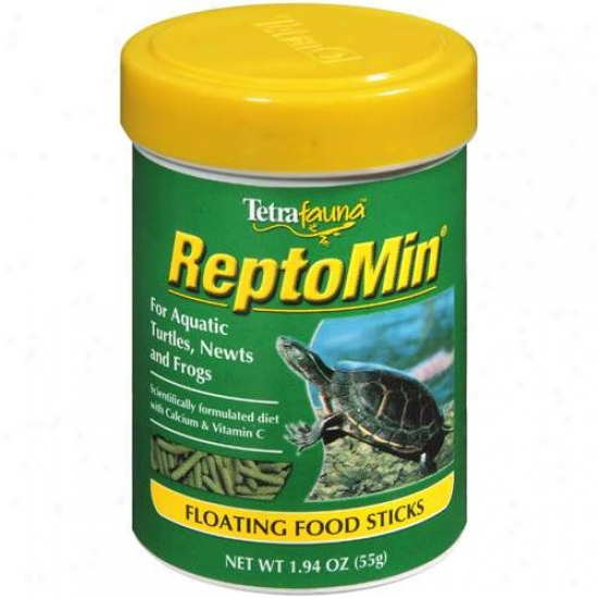 Tetra Fauna: Reptomjn For Turtles, Newts And Frogs Aquatic Food, 1.94 Oz