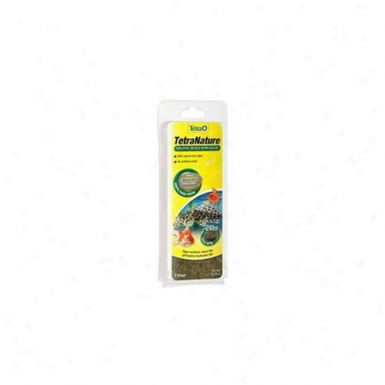 Tetra Second Nature 77263 Tetranature Grazing Block Fish Gel Food