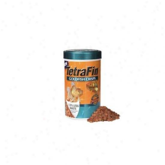 Tetra Usa Ats77181 Tetra Goldfish Crisps 7. 76oz