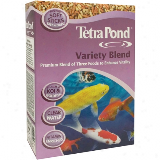 Tetra Variety Blend Fish Food Box 2.25-pouns