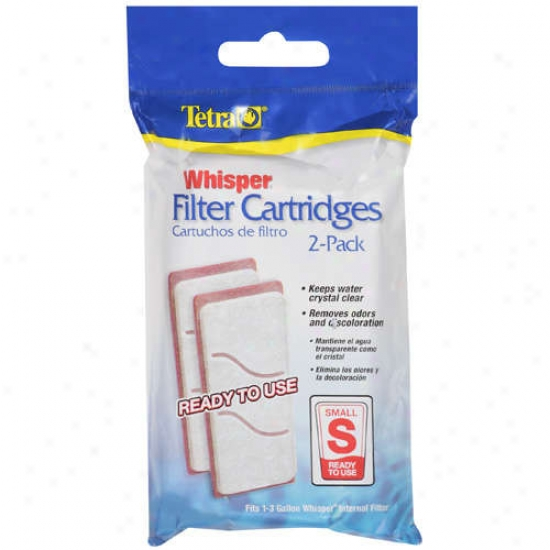 Tetra Whisper Filter Cartridges, 2ct
