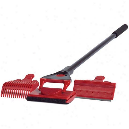 """Tom Multi-tool 22"""" Algae Scaper Medium"""