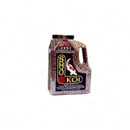 Total Koi Inc Atk00132 Sho Koi Impact-small Floating Pellet