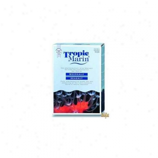 Tropic Marin Atm10202 10 Gallon Tropic Marin Sea Salt - 16 Pieces