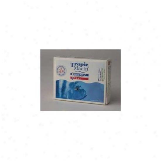 Tropic Marin Atm28110 Ammonia-ammonium-test Freshwater-saltwater