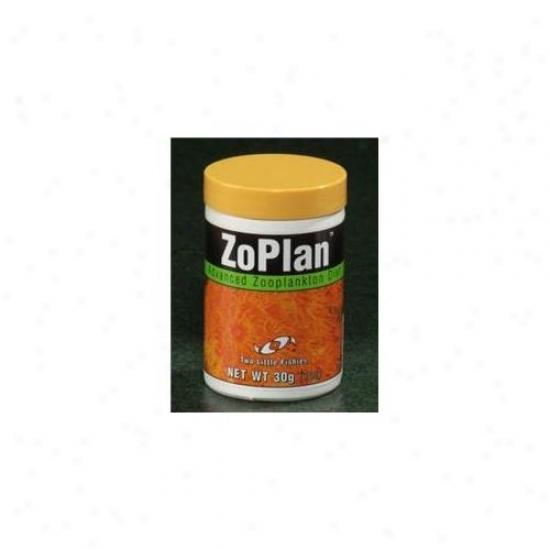 Pair Little Fishies Atlzp4 Zoplan Phytoplankton Diet 1oz