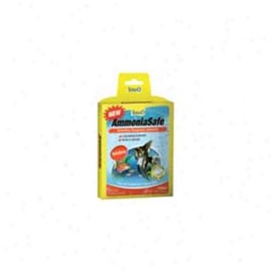 Umited Pet Group Tetra 77348 Ammoniasafe 8 Pack
