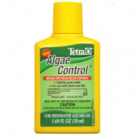 United Pet Group Tetra - Algaecontrpl 50 Milliliter - 77183