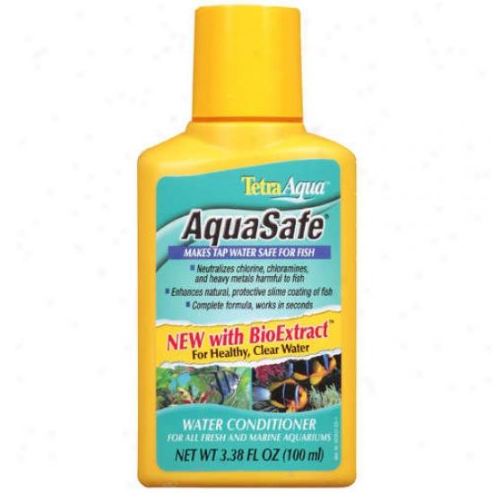 United Pet Group Tetra - Aquasafe 100 Milliliter - 16168-06