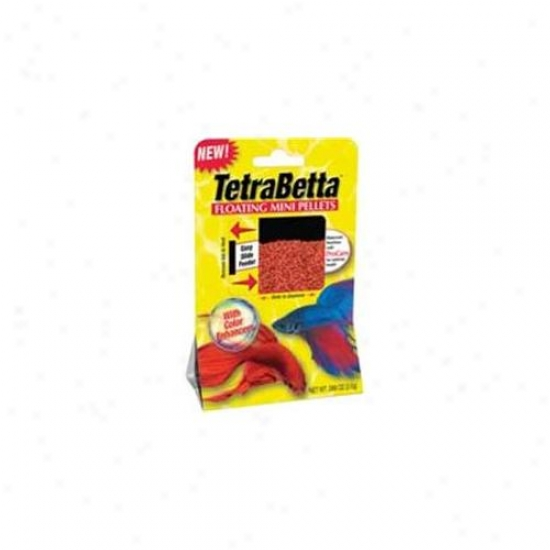 United Pet Group Tetra Tetra Betta Mini Pellets - 16819