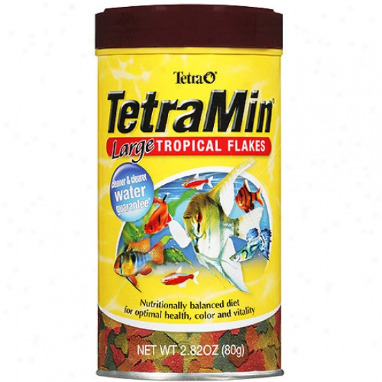 United Pet Group Tetra Tetramin Flake Food 2. 82 Ounces - 16205