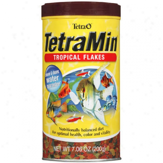 United Pet Group Tetra Tetramin Flake Food 7. 06 Ounces - 16106