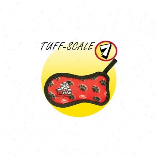 Vip Products T-jr-f-rp Junior Fish Red Paw