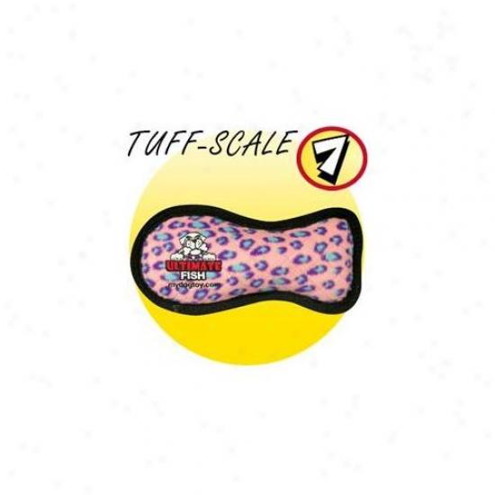 Vip Products T-u-f-pl Ultimate Rake Pink Leopard