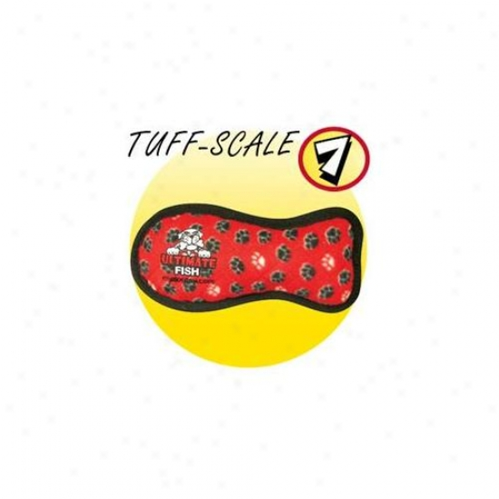 Vip Products T-u-f-rp Ultimate Fsh Red Paw