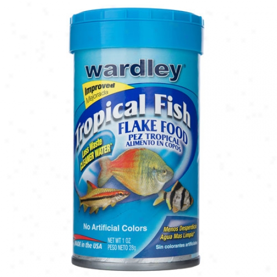 Wardley Corp Tropical Flakes 1 Ounce - 1515