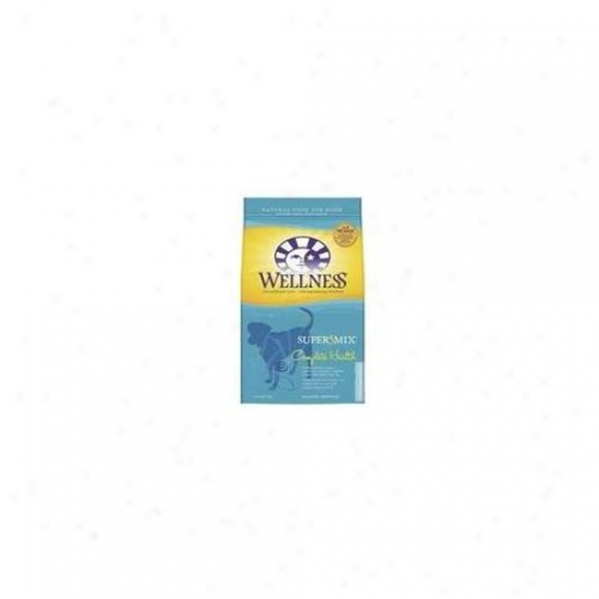 Wellness Pet Products 61111 Fish & Sweet Potato Dry Dog Food