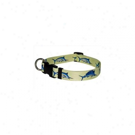 Yellow Dog Intention Blf100c Bill Fish Standard Collar - Cat